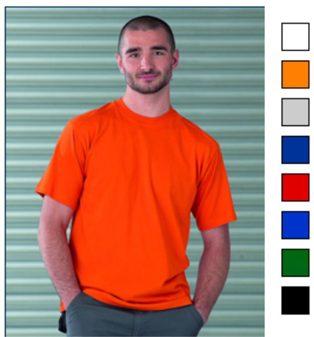 Russells 010M Workwear T Shirt