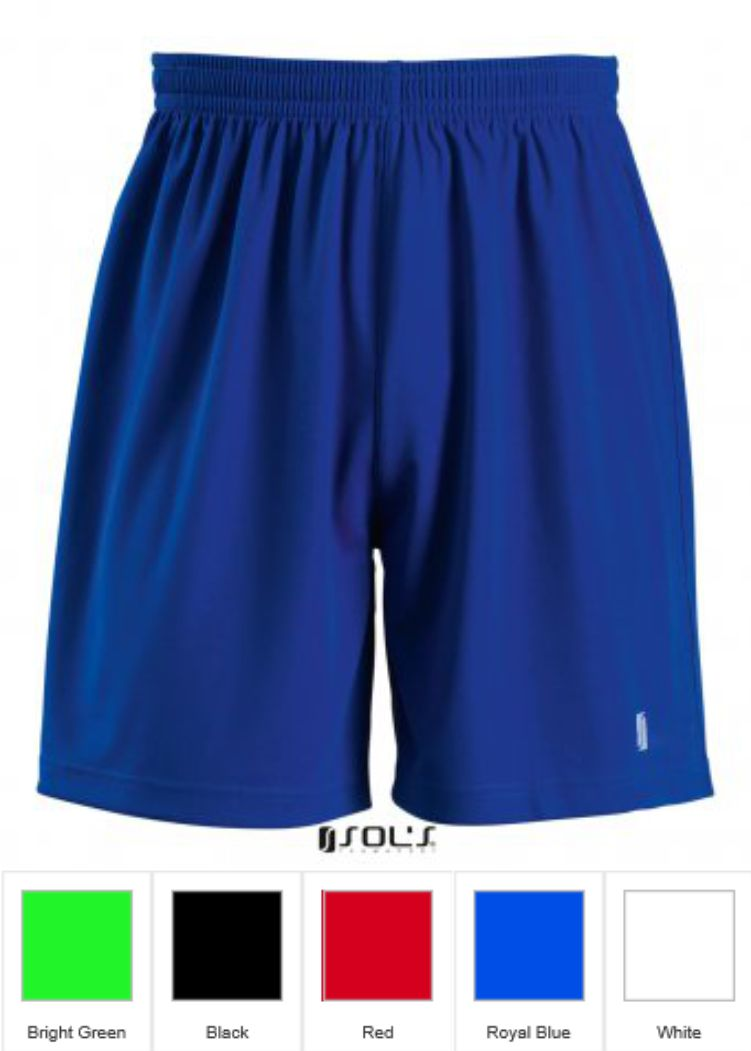 Sol's01222 Kid's San Siro 2 Shorts