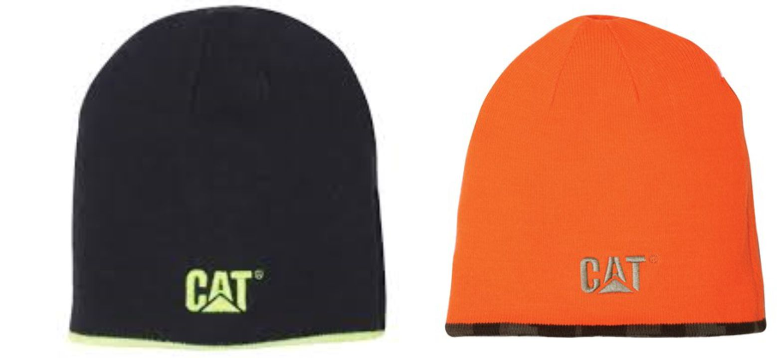 CAT 1120070 Reversible Logo Cap