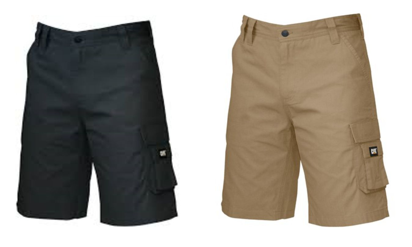 CAT 1820916 DL Workwear Short