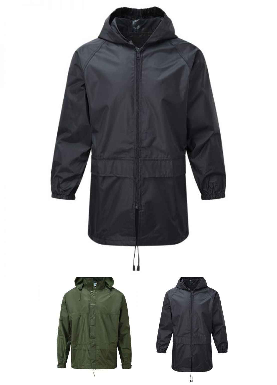 Blue Castle 217 Tornado Lightweight Waterproof jacket