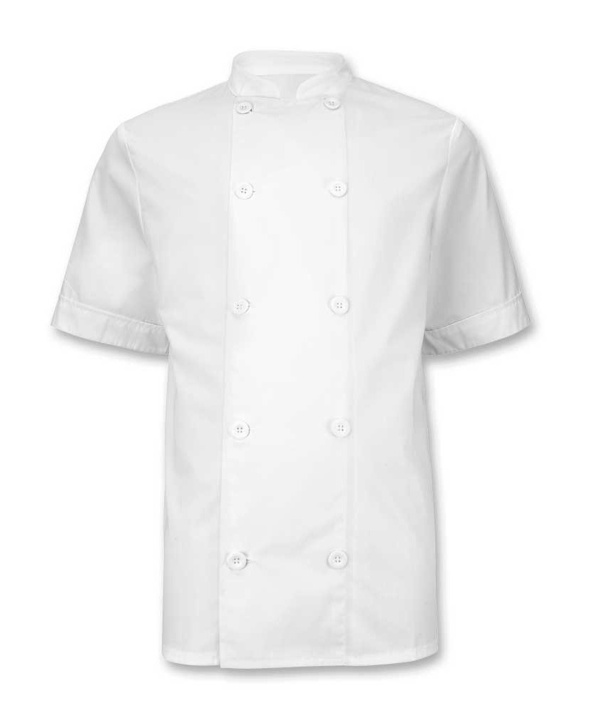 2561 short sleeved Lightweight Chef's Jacket