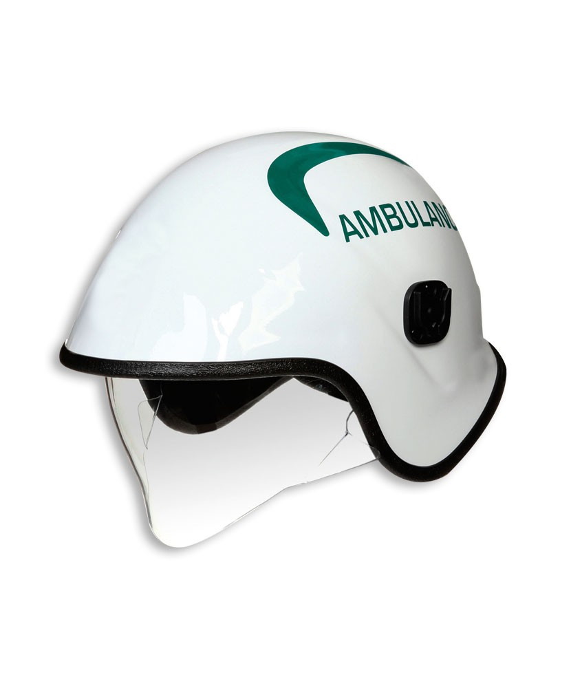2797 Ambulance Pacific Helmet