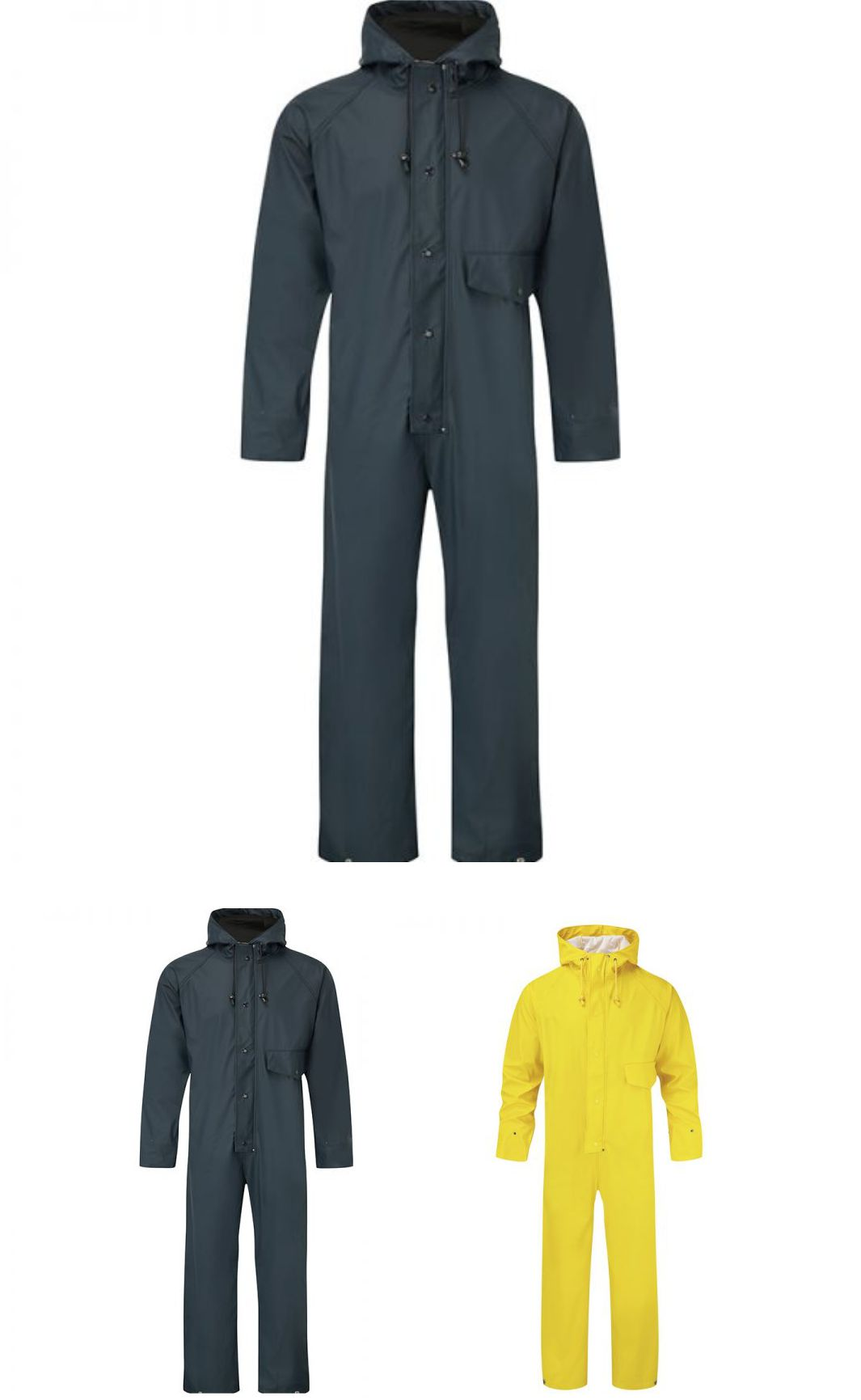 Fort 320 Flex Coverall