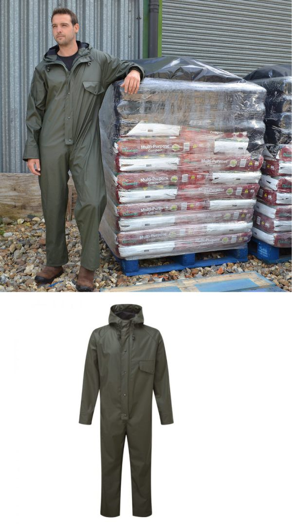 Fortress 321 Waterproof Coverall