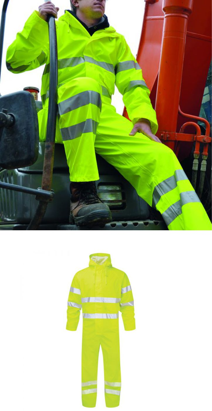 Fortress 351 Air Reflex Coverall