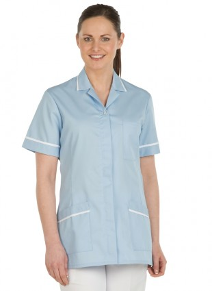 689 Harpoon Zip front Healthcare Tunic
