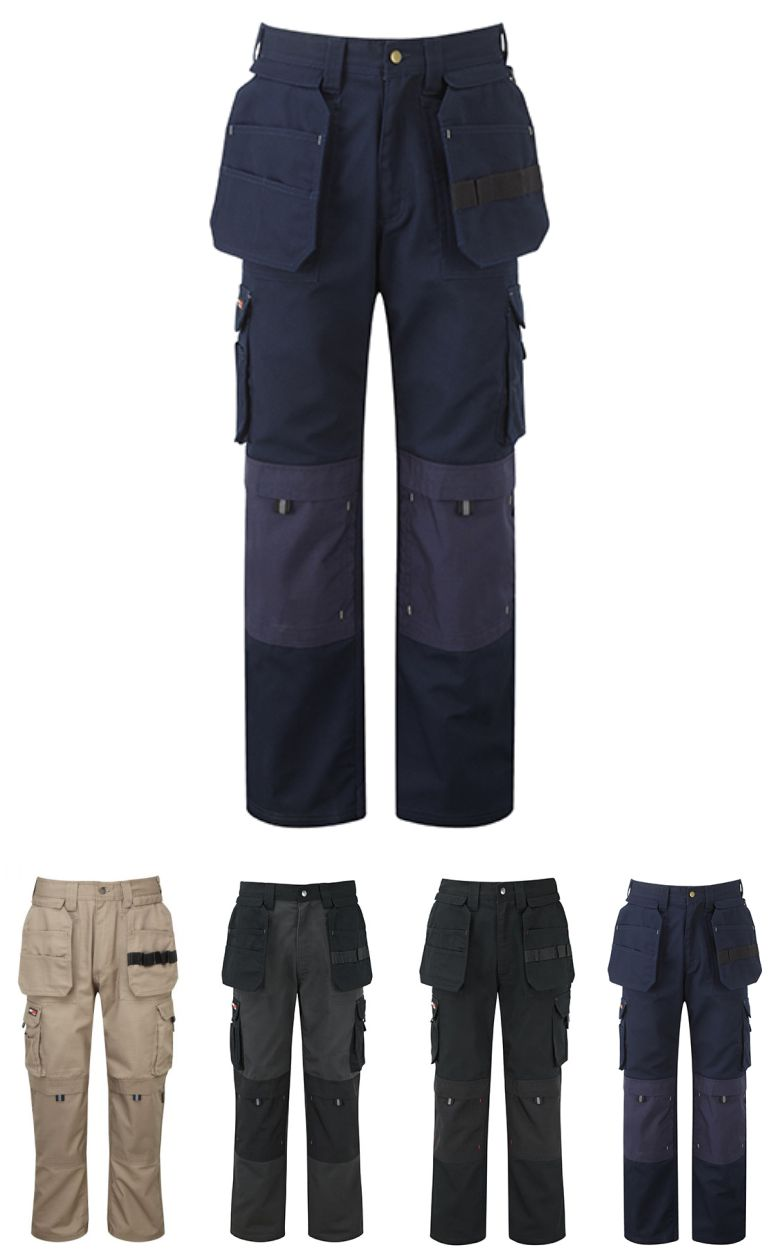 TuffStuff 700 2-Tone Extreme Work Trousers