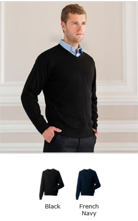 Russell Collection 710M V neck Pullover