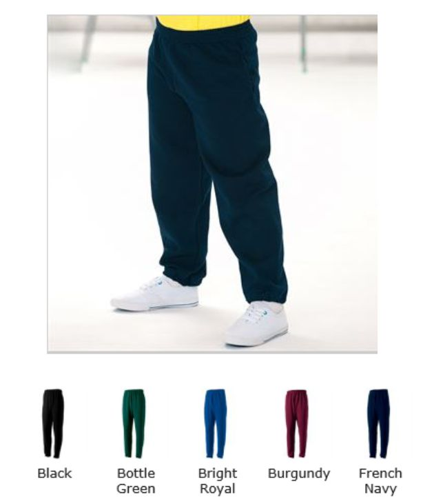 Jerzees 750B Childrens Sweatpants