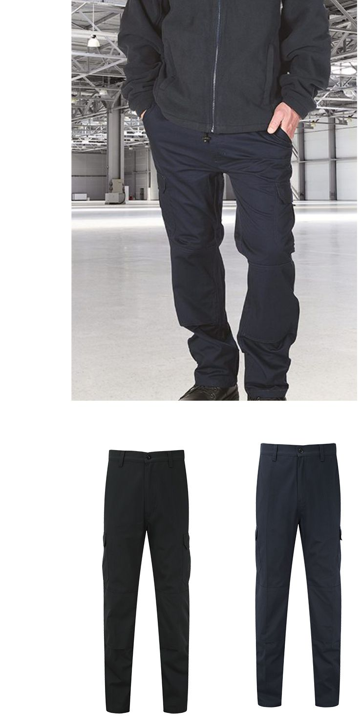 916 Fort Workforce Trousers