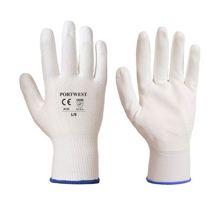 A125 Nero Grip Glove - PU Anti Irritant