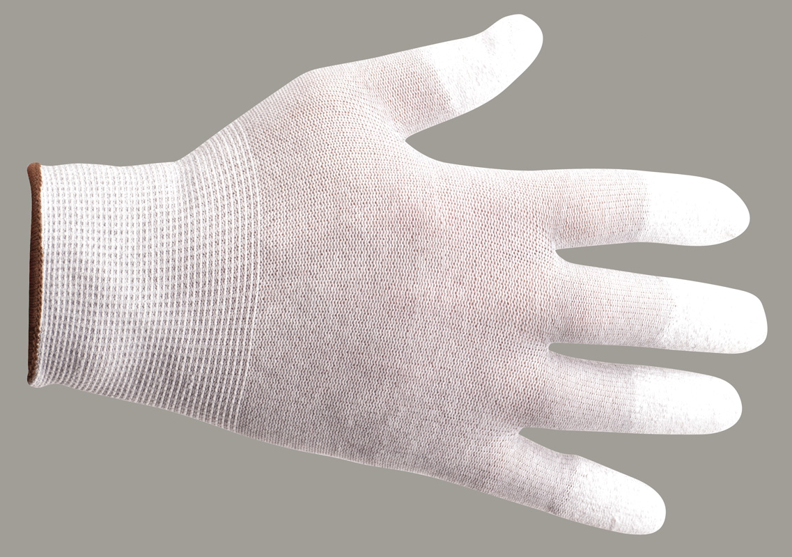A198 Antistatic PU Fingertip Glove