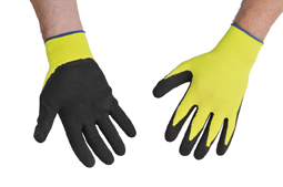 A340 Hi Vis Grip Glove
