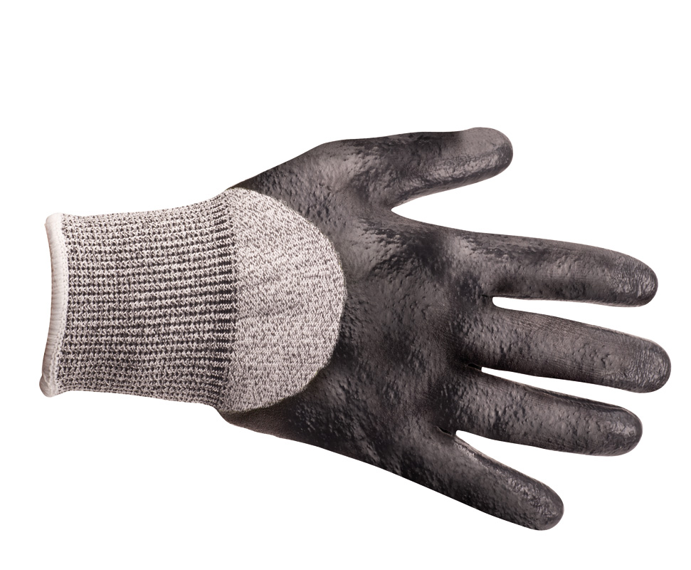 A621 Cut 5 3/4 Nitrile Foam Glove