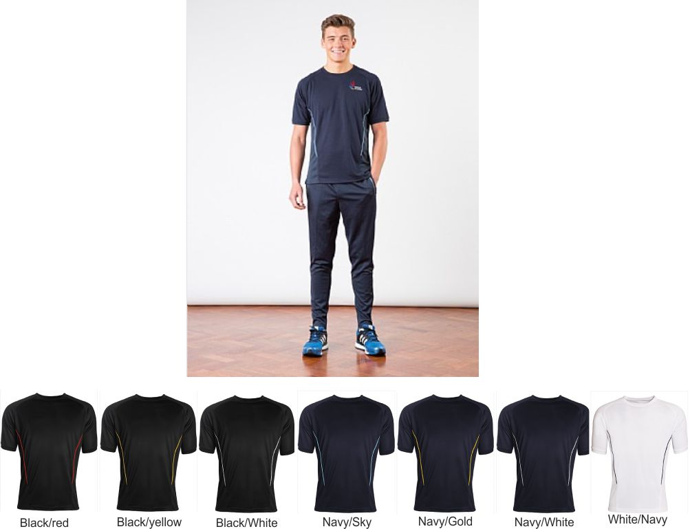 Aptus Short Sleeve Junior Training Top
