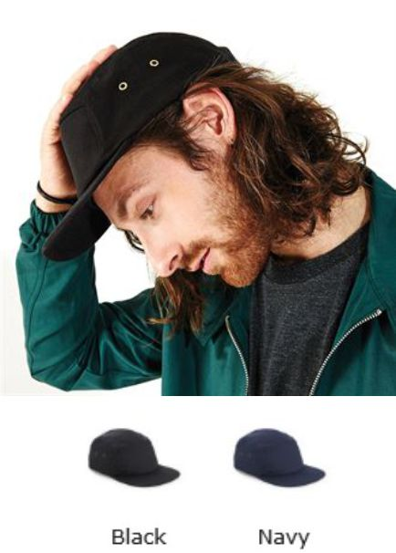 Beechfield B654 Canvas 6 Panel Cap