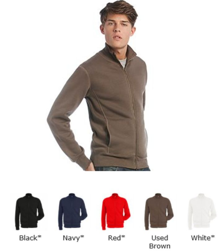 B&C BA403 Men's Spider Sweatshirt
