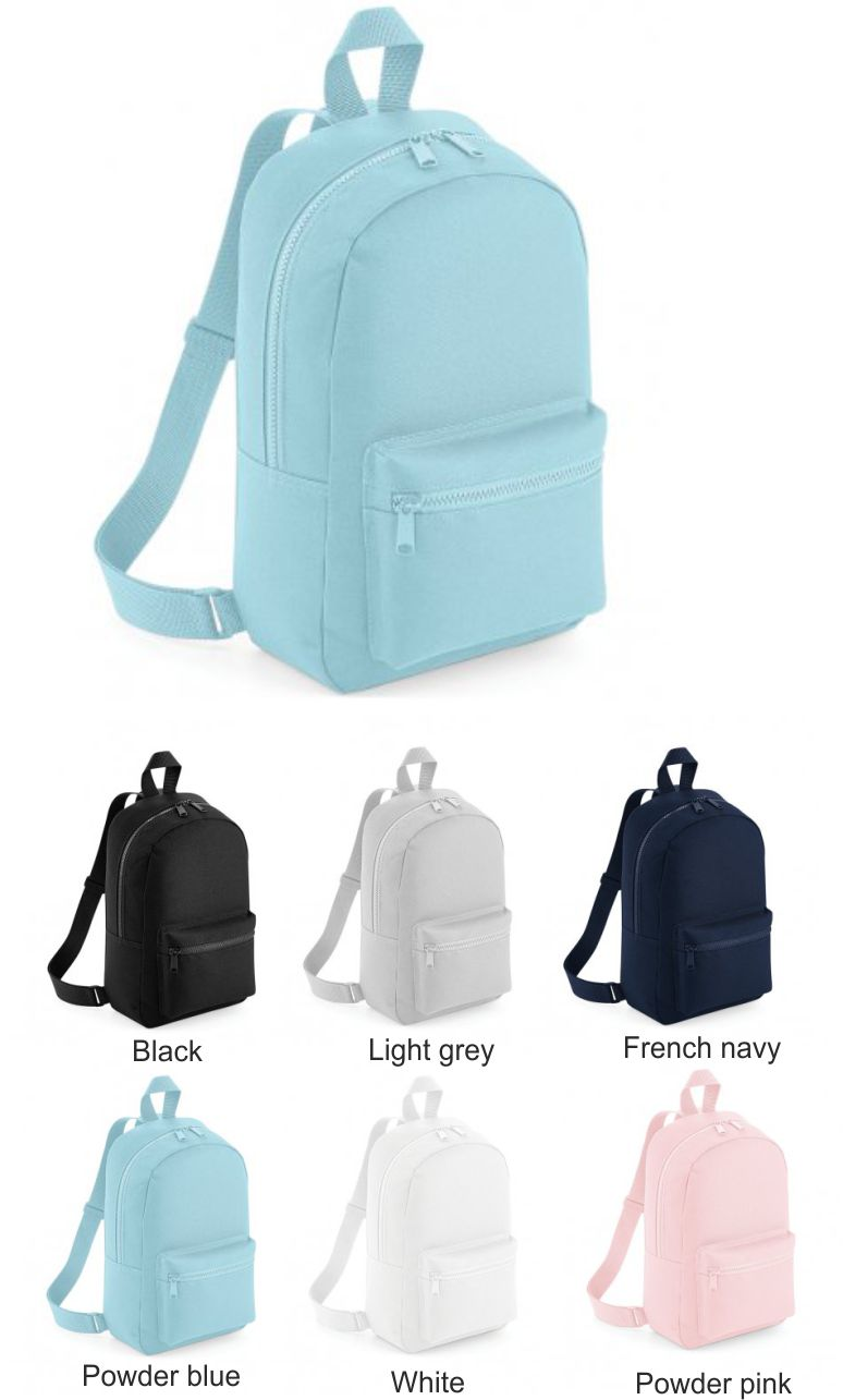 Bagbase BG153 Mini Essential Backpack
