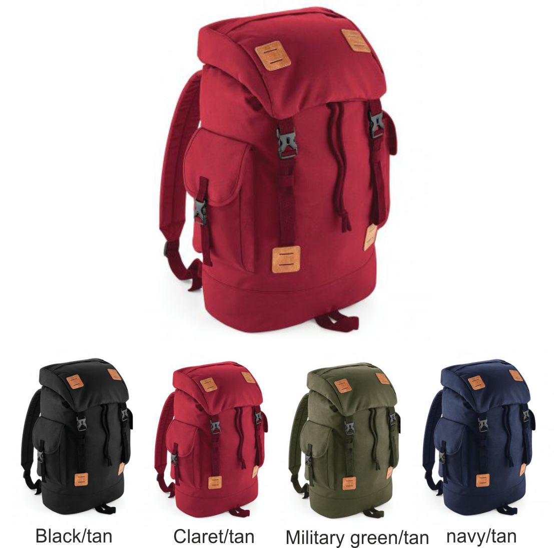 BG620 Urban Explorer Backpack