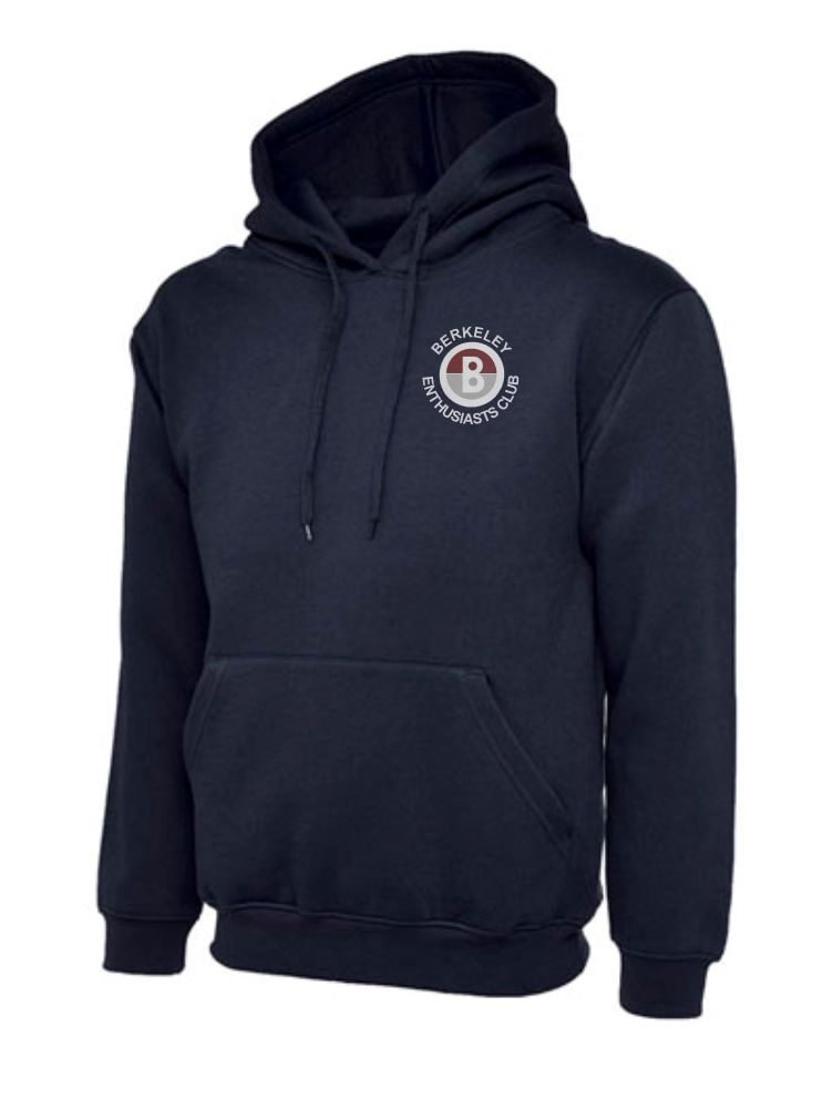 Berkeley Enthusiasts Hooded Sweatshirt