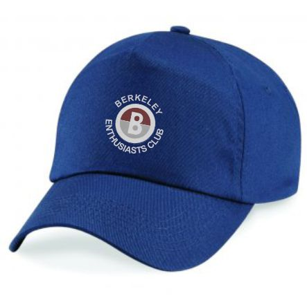 Berkeley Enthusiasts Baseball Cap