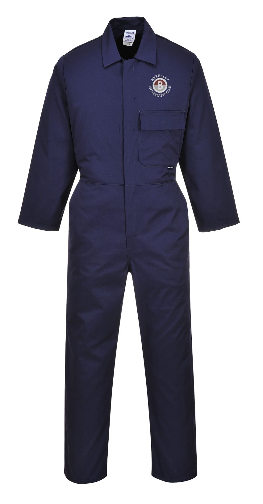 Berkeley Enthusiasts Coverall