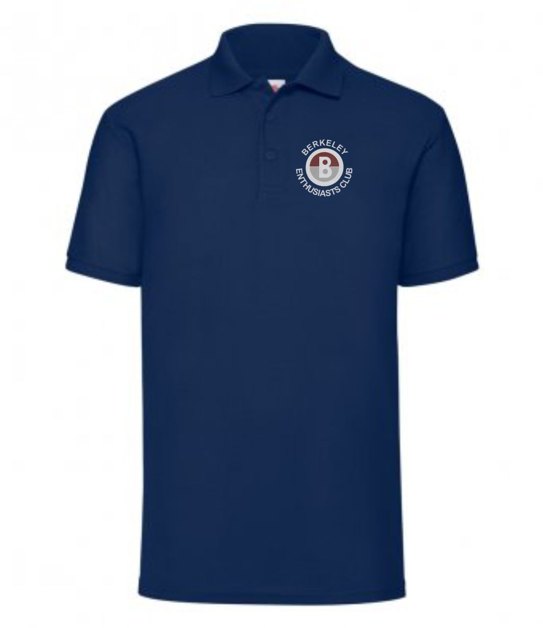 Berkeley Enthusiasts Club polo shirt