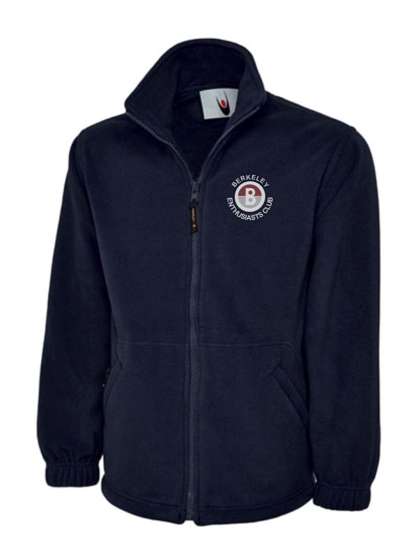 Berkeley Enthusiasts Fleece Jacket