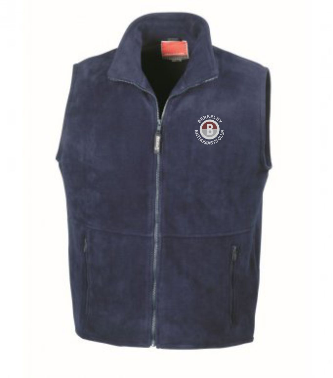 Berkeley Enthusiasts Fleece gilet