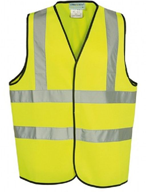 Blue Max Junior Hi Vis Vest