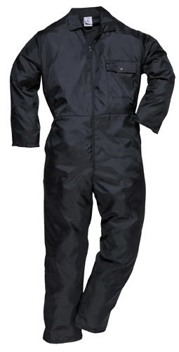 C803 nylon zip coverall