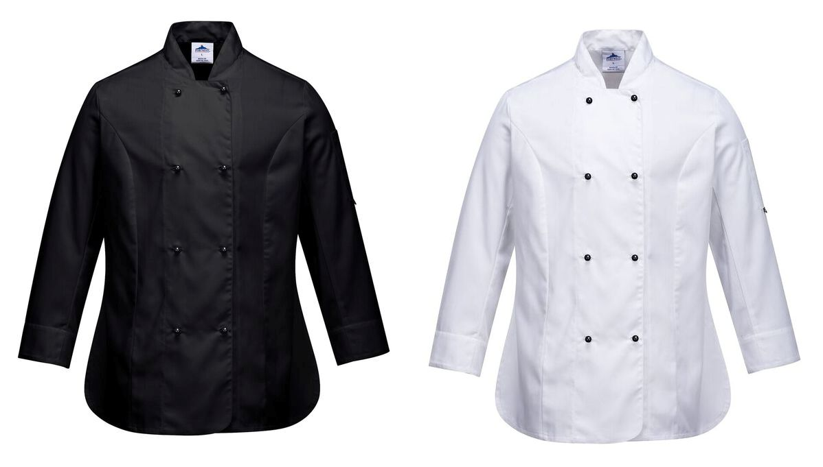 C837 Rachel Ladies Chef's Jacket