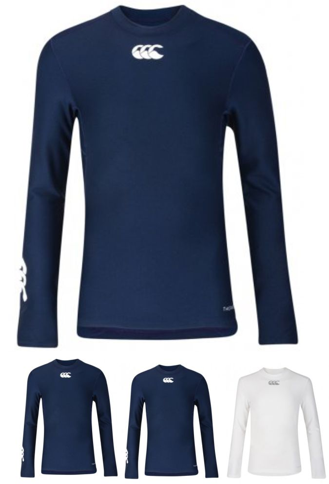 Canterbury CN360B Kid's Long Sleeve ThermoReg Base Layer