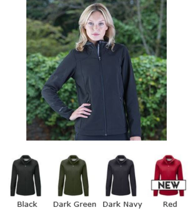 Craghoppers CR033 Ladies Nuka II Softshell Jacket