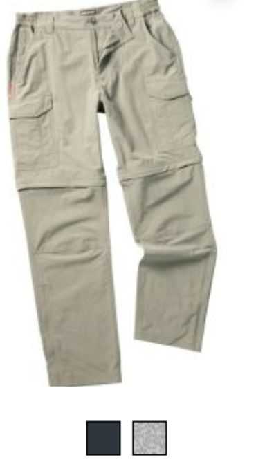 Craghoppers CR084 Nosilife Convertible Trousers