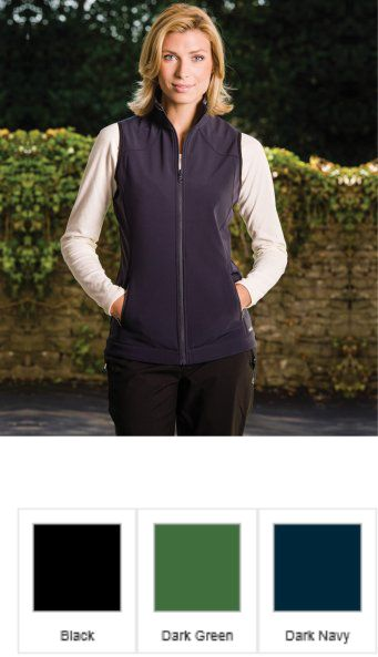 Craghoppers CR096 Ladies Expert Essential Softshell IA Vest