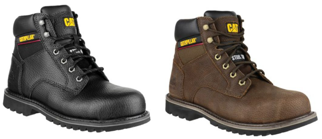 CAT Electric HL Welted Leather Safety Boot 6""
