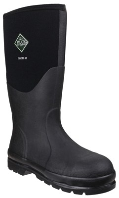 Muck Chore Steel Neoprene Boot With Rubber Overlay & Reinforced