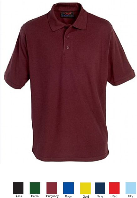 Childs Cogs polo