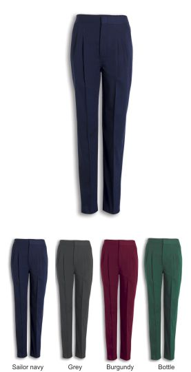 D310 Womens Soft Brushed Trousers