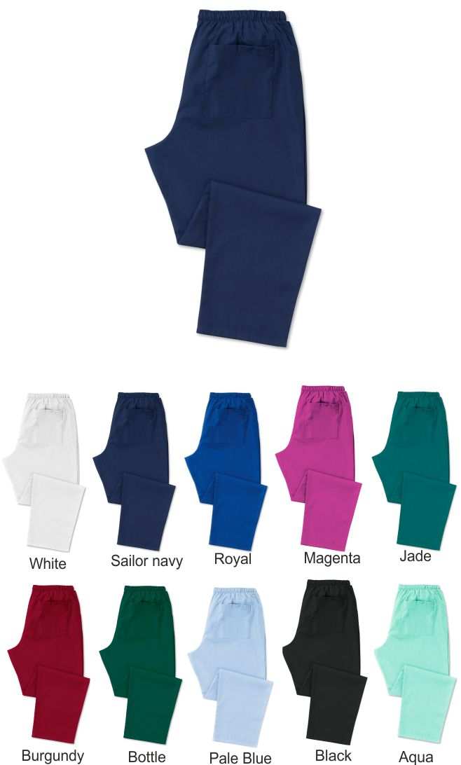 D398 Ward Scrub Trousers