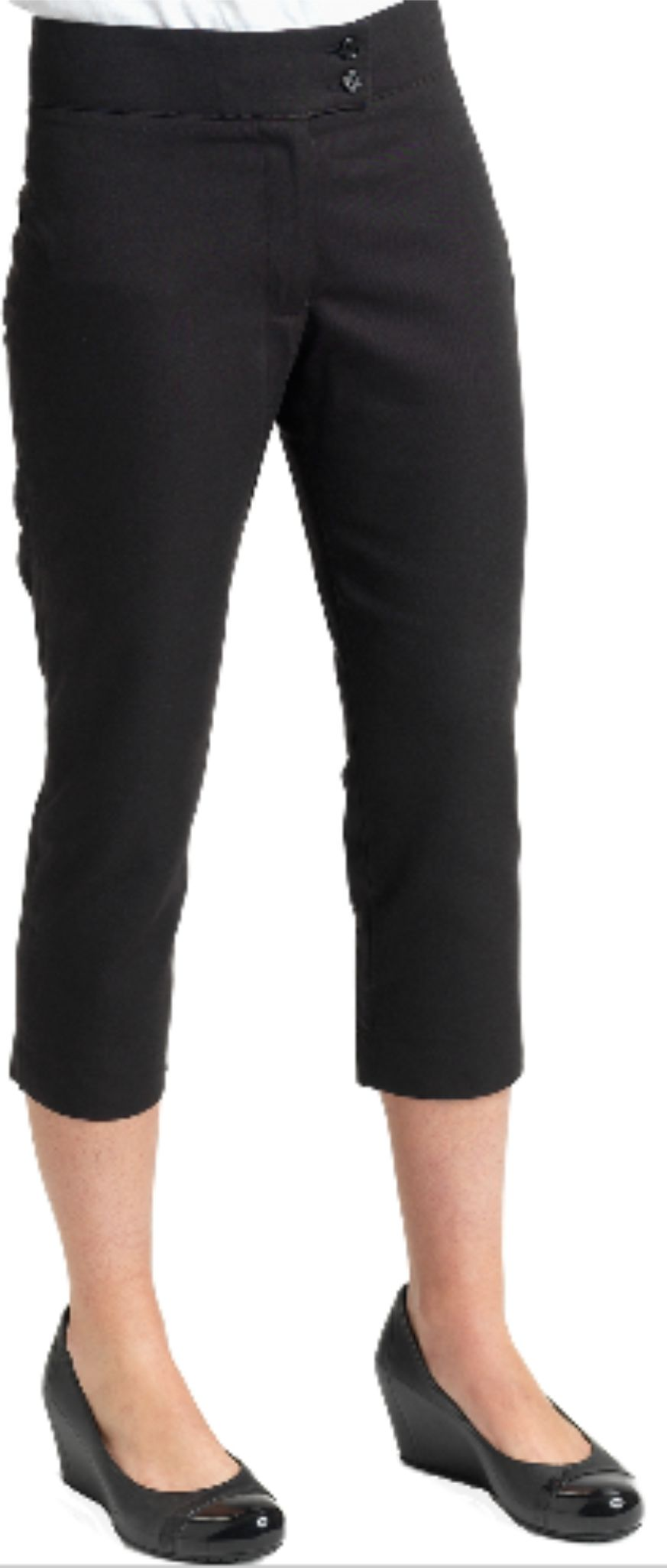 DC40 Ladies Cropped Beauty Trousers