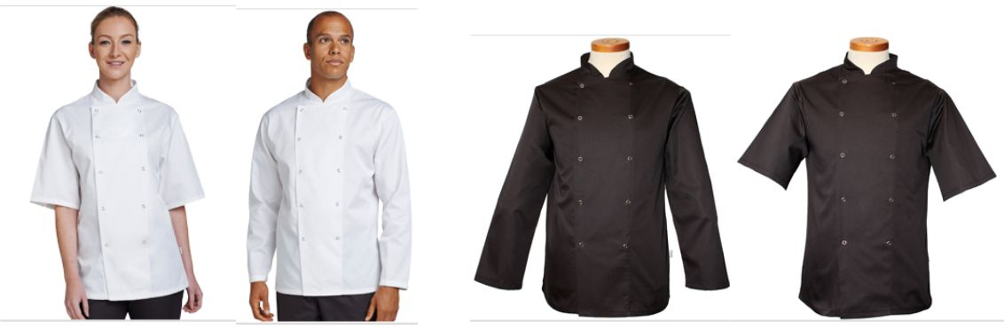 DD16 AFD Best Value unisex Chefs Jacket