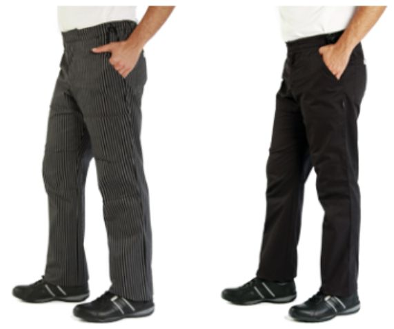 DE60 24/7 Le Chef Easy Fit Mens Trousers