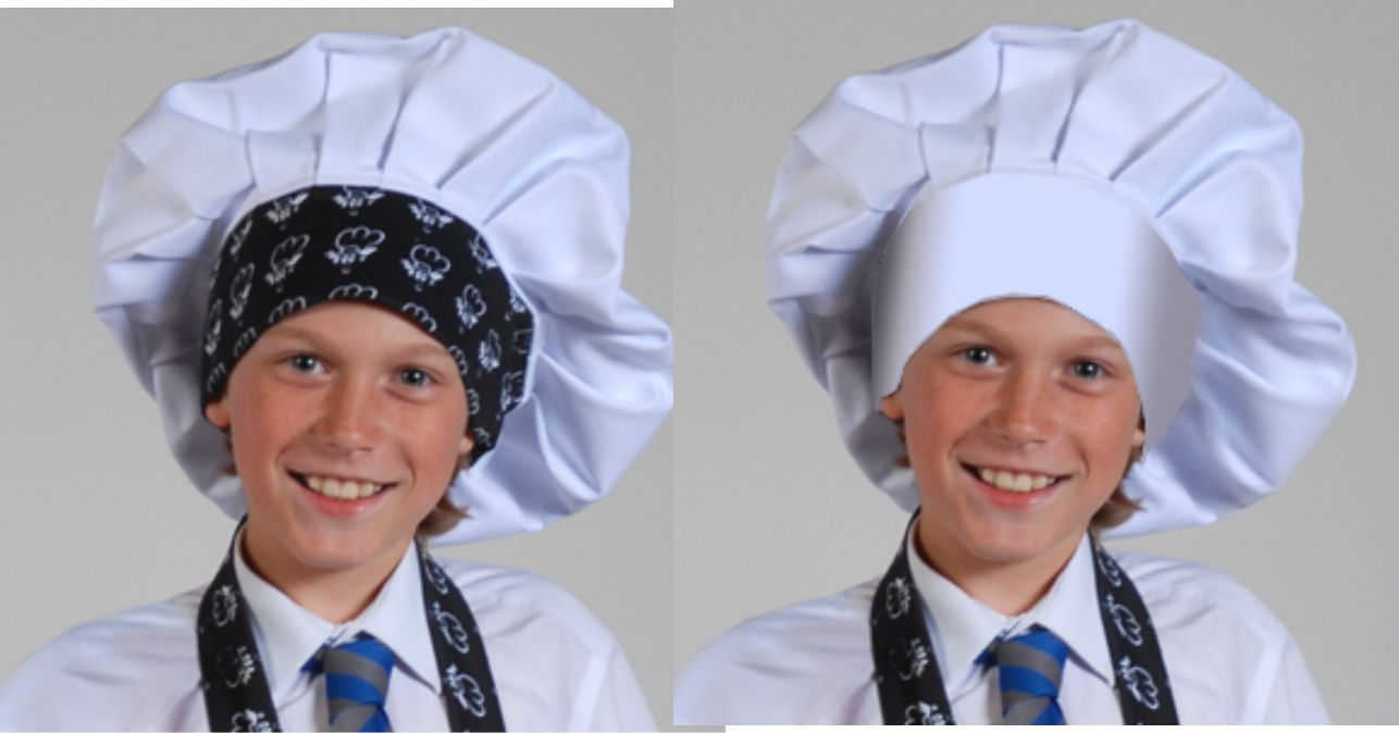 DE84 Children's Chef's Hat