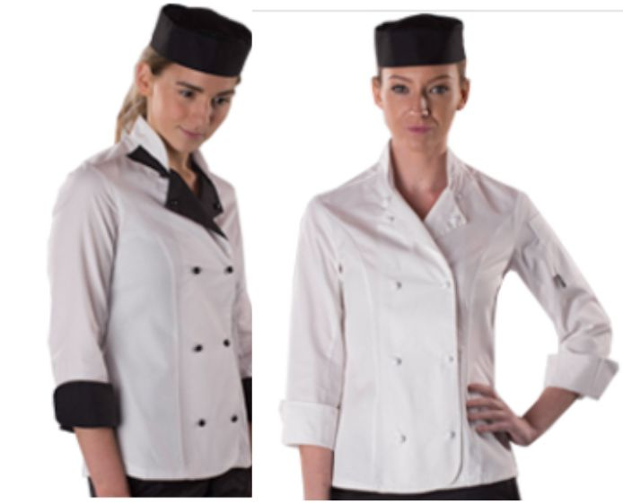 DF03 Le Chef Womens Short Jacket