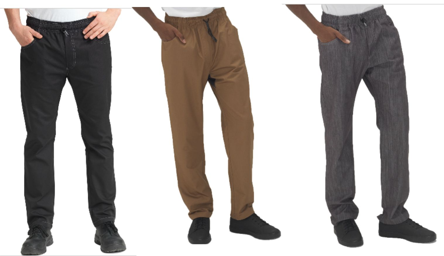DF22 Le Chef Prep Trousers