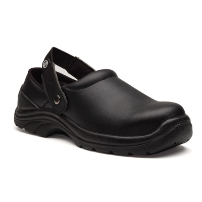 DK73 Toffeln Safety Clog