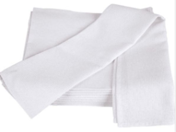 DW10 White Honeycomb Towel